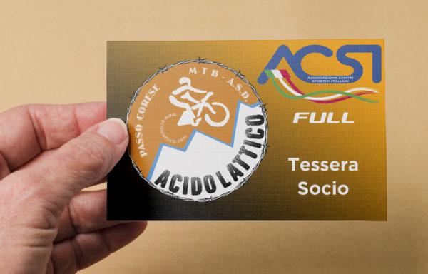 Iscrizione ASD + ACSI FULL
