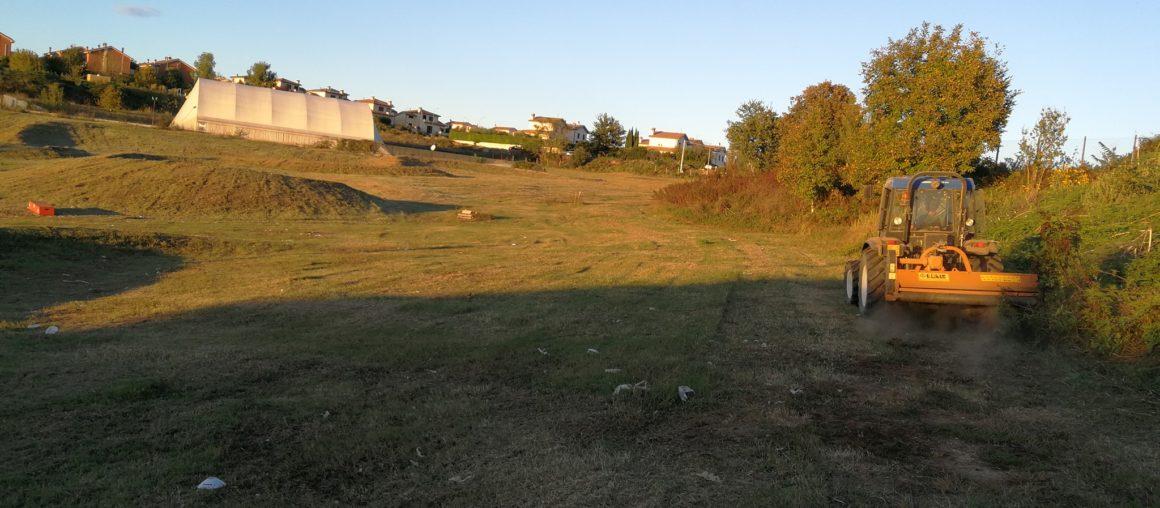 Manutenzione Bike Park