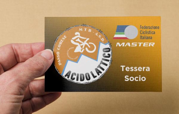 Iscrizione ASD + FCI MASTER