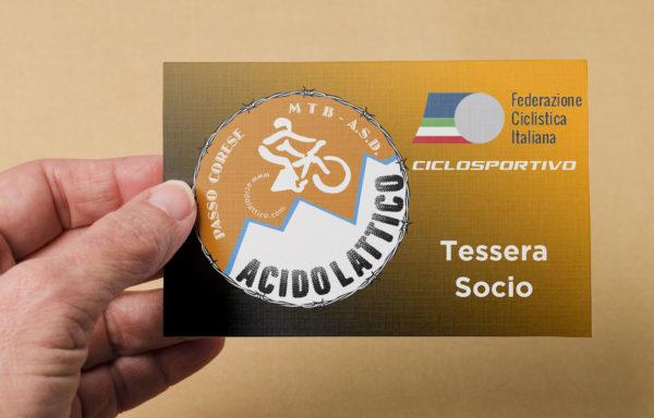 Iscrizione ASD + FCI CICLOSPORTIVO